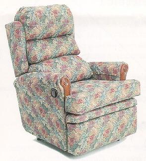 PR08560 Ezy-Rest range of manual recliner chairs