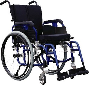 PR12837 Freedom Healthcare Excel G6 Adaptable Manual Wheelchair
