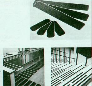 Asbra Flex-Tred Slip Resistant Tape