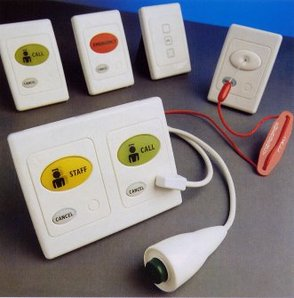 PR14400 Austco Callguard Nurse Call System