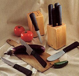 OXO Good Grips Large Grip Knives