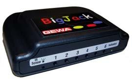 PR08984 Gewa Bigjack Remote Control