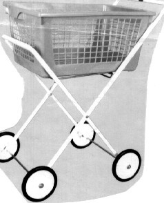 Frazer Easi-Fold Laundry Trolley