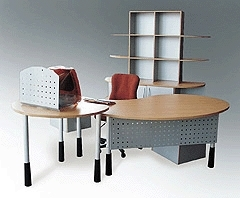 E-Scape Height Adjustable Office Furniture
