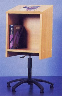 Sylex Adjustable Pedestal Lectern