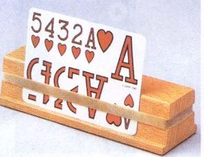Homecraft Card Holder