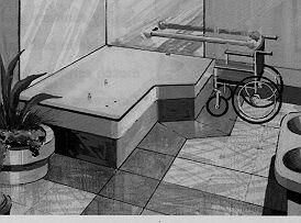 Easy Access Bath