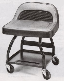 Snap On Creeper Stool Independent Living Centres Australia
