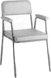 PR12220 K-Care Economy Utility Chair