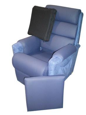 Topform Luxor Lift Chair with Roho Cutout