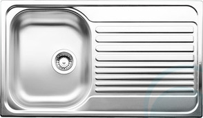 Image of single bowl sink