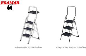 Framar Step Ladders - Two models
