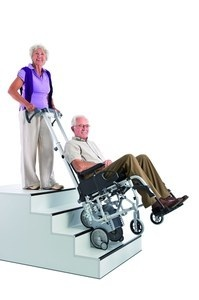 Alber Scalamobil Portable Stair Climber
