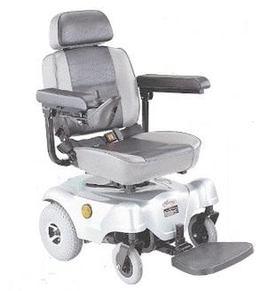 PR03074  - CTM HS 1000 Powerchair
