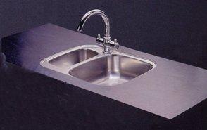 Omega Undermount sink model
