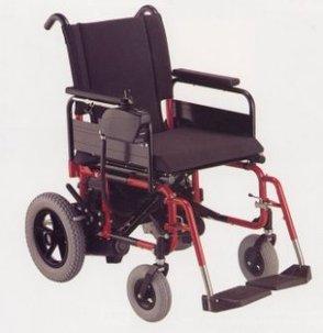 Glide Series 4 Folding Powered Wheelchair