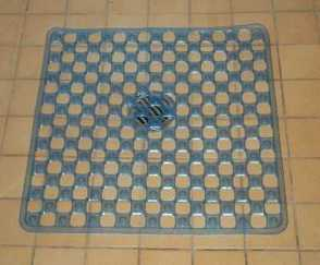 Rubber Shower & Bath Mats.