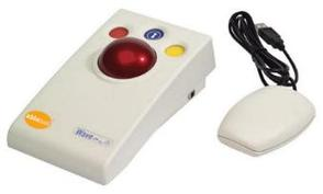 Wave trackball/Optimax Rollerball with wireless connectivity