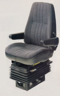 Bostrom Commercial Vehicle Seat Range