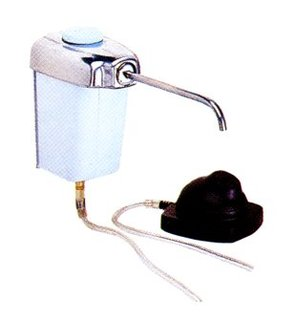 Bobrick Foot Operated Hospital Surgical Soap Dispenser.