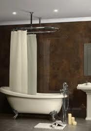 Shower Curtain Rails.
