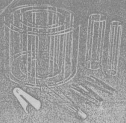 PR07694 Tubular Bandage Applicator