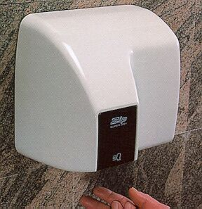 Zip Superdry hand dryer.