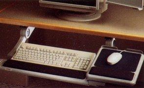 3M Adjustable Keyboard Tray.