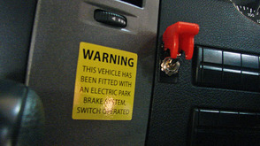 PME Electro-Machanical Handbrake
