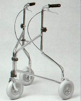 Rollator Tri-Wheeled