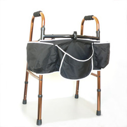 Homecraft Arpon Carrier for walking Frame.