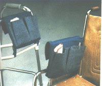 Walker/Wheel Chair.