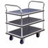Three tier Platform Trolley
