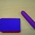 PR17635 Switch Adaptions For Vibrators (purple switch for purple vibrator)
