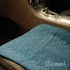 Conni Small Chair Pad - teal blue