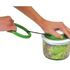 veggichop hand powered vegetable chopper - demo 1