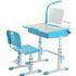 Kids Workstations - Lucas, with optional LED lamp and bookstand