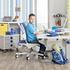 Moll Champion Height Adjustable Desk