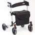 X Fold Rollator - with removable shopping bag