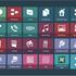 User interface of Tobii Dynavox Communicator 5