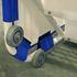 Aqua Creek Pool Access Steps - transport wheels detail