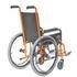 Glide G3 Cadet Wheelchair - rear view