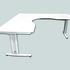 Whisper 2 Corner Desk with table top