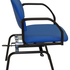 Revolution Chair- showing sliding forward