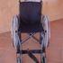 KIS Mk1 Manual Wheelchair - front view