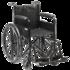 Drive Medical S1 Steel Self-propelled Wheelchair