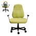 Therapod Bariatric Office Chair - front and rear views