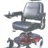 Merits Ezi-Go Powered Wheelchair with captain seat