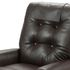 Drive Medical Serena Electric Lift Chair - button back