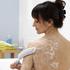 Etac Beauty Body Washer - in use